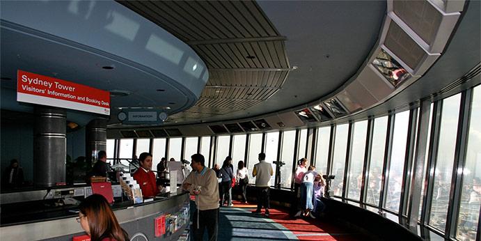 Tower Sydney - Austrália