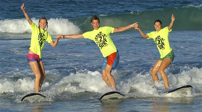 Agência de Intercâmbio Perth - Surf