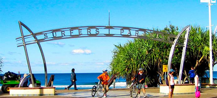 Esportes em Gold Coast  Austrália