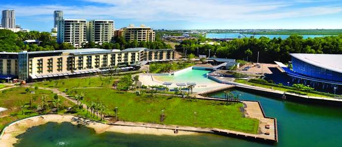 Hotéis Darwin - Austrália