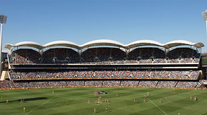 Esportes em Adelaide Austrália