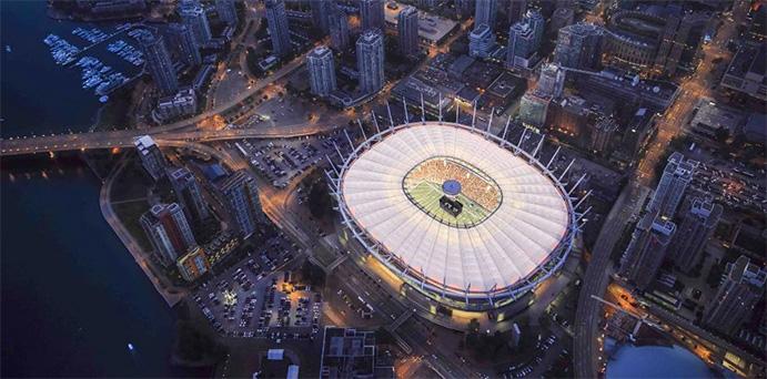 Agência de Intercâmbio Vancouver - Estádio BC